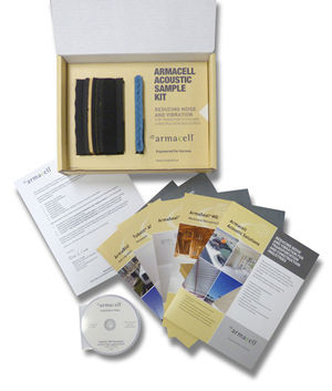 Armacell Acoustic Sample Kit