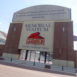 Clemson University Memorial Stadium