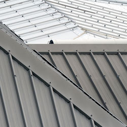 Armacell acoustic component foam products for metal roofing systems