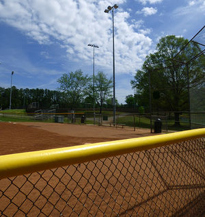 Armacell OleCell Ball Field Fence Protection