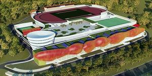Brazil Paralympics Center