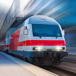 Foam for Trains, Subway and Rail Transportation