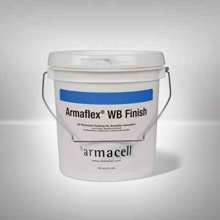 ArmaFlex WB Finish Coating for Exterior Insulation