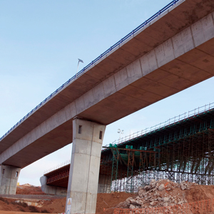 Acoustical Foam for Bridge and Highway Construction