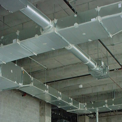 Square HVAC Ducts
