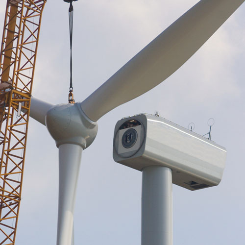 Armacell PET composite foam cores for use in Wind Turbines