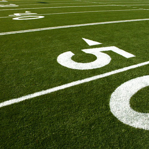 Football Field Turf Underlayment
